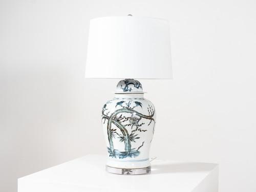 MAGPIE PLUM TABLE LAMP