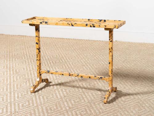 VINTAGE ROSE TARLOW SIDE TABLE