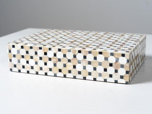 GEOMETRIC BOX LARGE