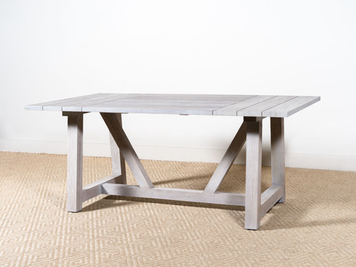 GODAL TEAK DINING TABLE 72""