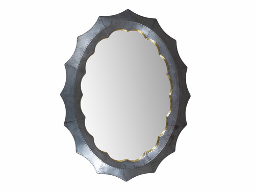 NORVEL OVAL MIRROR