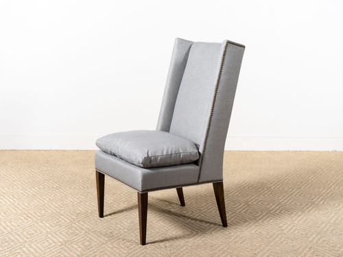 MARTIN WINGED SIDE CHAIR