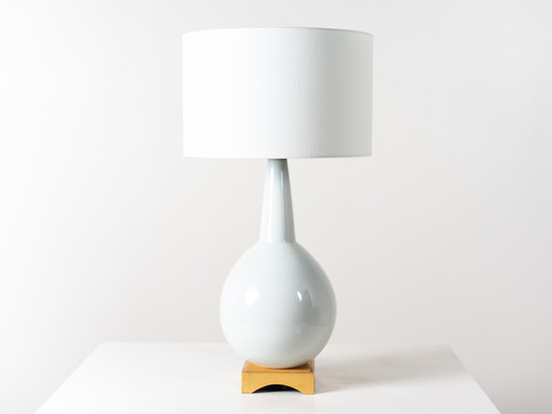 ANTOINE TABLE LAMP BLUE
