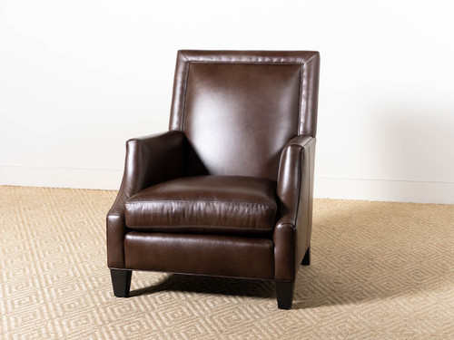 REMY LEATHER CHAIR
