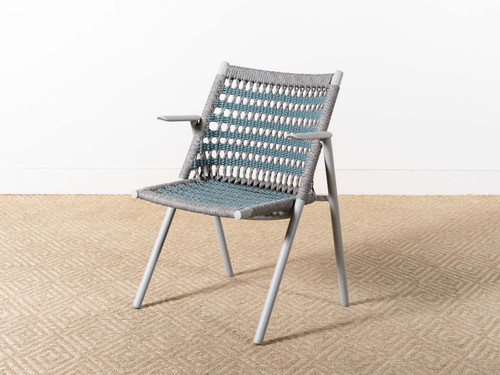 ANATRA OUTDOOR ARM CHAIR