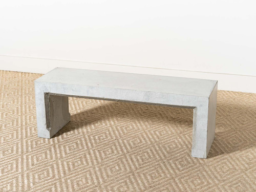 QUINCY STONE BENCH *