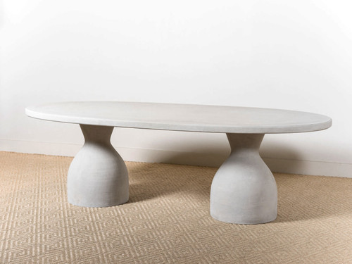 IRVING OVAL DINING TABLE