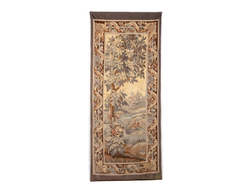 ANTIQUE FRENCH TAPESTRY