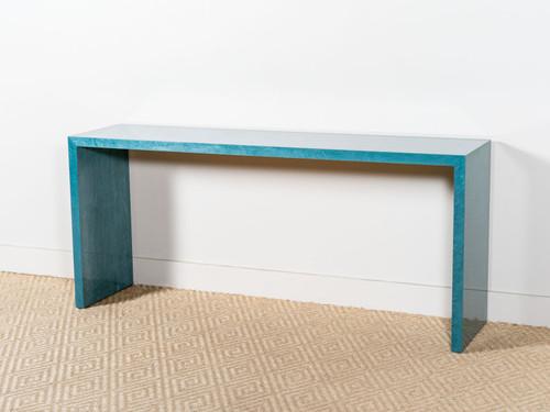 TILLIE CONSOLE BLUE
