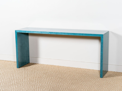 TILLIE CONSOLE BLUE