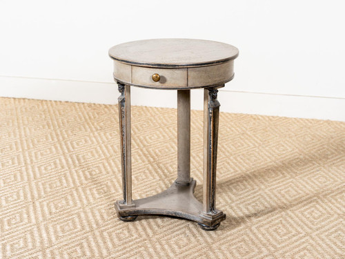 CARLOTTA SIDE TABLE FOG