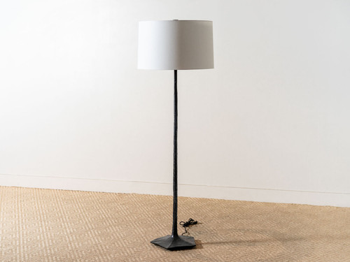 CHARLES IRON FLOOR LAMP