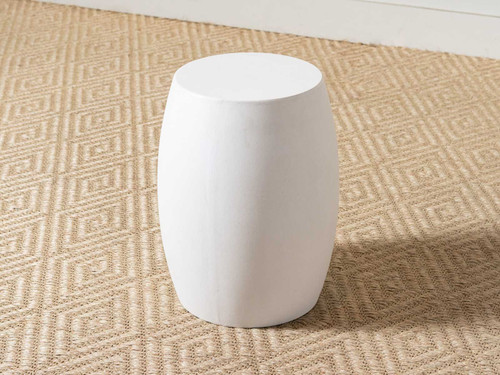 JAVA ACCENT TABLE IVORY