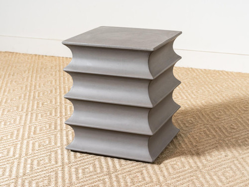 SIAM ACCENT TABLE GREY