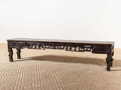ANTIQUE KANG LOW TABLE