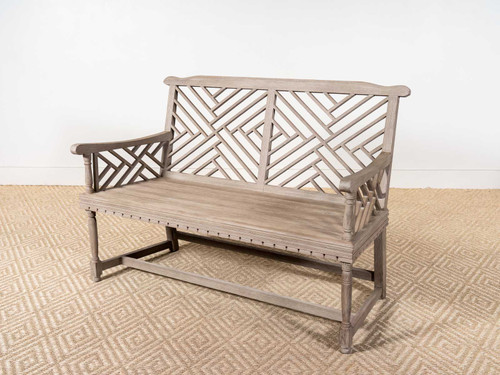 CRETE OUTDOOR BENCH