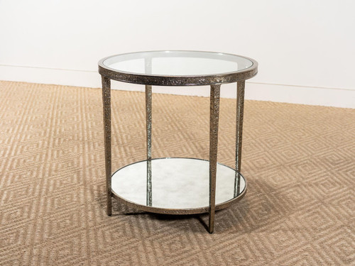 SHIRLEY ROUND END TABLE