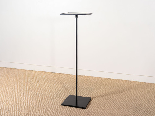 MODERN FLOOR CANDLE STAND LARGE