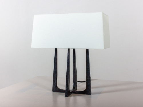 SCALA HAND-FORGED TABLE LAMP