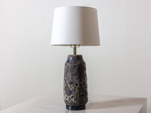 LAMONT TABLE LAMP BROWN