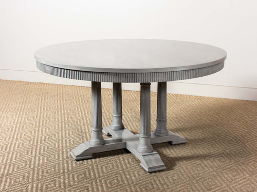 HOLLYHOCK ROUND DINING TABLE
