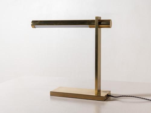 AXIS DESK LAMP BRASS