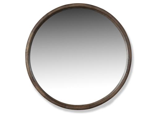 """LESLEY GRAND ROUND MIRROR OF 72"""""""