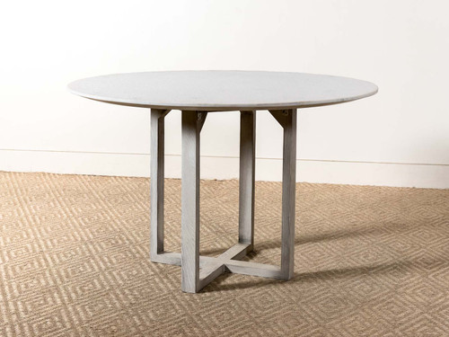 IDRIS MARBLE TOP TABLE