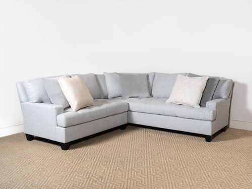 CHARLES TUFTED SECTIONAL