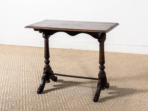 ANTIQUE BISTRO TABLE