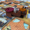 Forbidden Desert Components - image courtesy of Board Game Review