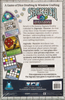 Back of the box of Sagrada: Passion Expansion. Buy this and other strategy board games from Out of Town Games