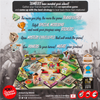 Zombie Kidz Evolution back of box - buy family legacy games from Out of Town Games