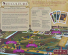 Back of the box of Viticulture Essential Edition - Buy Jamey Stegmaier Stonemaeir Games from Out of Town Games