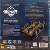 Captain Sonar back of the box - buy the cooperative game from Out of Town Games
