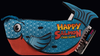Buy Happy Salmon Blue Party Game from Out of Town Games
