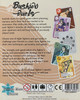 Back of the box of Bushido Duels - Buy exclusive games from Out of Town Games