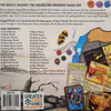 Back of the box of Spirit Island Jagged Earth from Out of Town Games