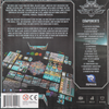 Circadians: First Light Board Game back of the box - buy cooperative games from out of town games