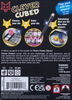 Clever Cubed back of the box - buy roll and write games from out of town games