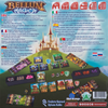 Bellum Magica Board Game back of the box - buy strategy games from out of town games