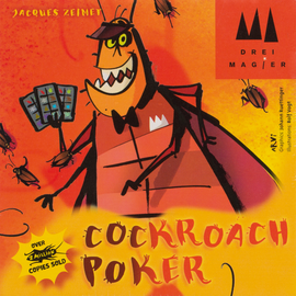 Buy Cockroach Poker card game from Out of Town Games Ltd