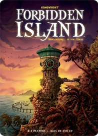 Buy Forbidden Island from Out of Town Games - Family Co-operative Fun