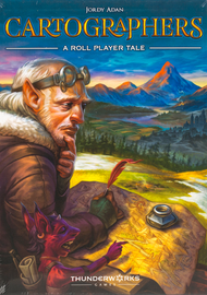Cartographers: A Roll Player Tale,  Buy Great Games from Out of Town Games