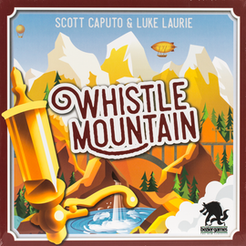 Whistle Mountain Buy Great Board Games from Out of Town Games