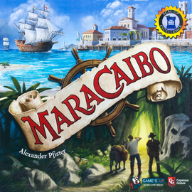 Buy Maracaibo and other Brilliant Strategy Board Games from Out of Town Games