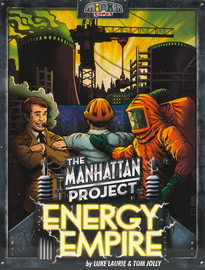 Buy The Manhattan Project: Energy Empire and other Euro Games from Out of Town Games