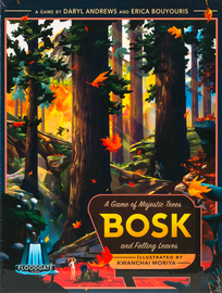 Buy Bosk and other beautiful board games from Out of Town Games