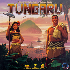 Buy Tungaru and other euro games from Out of Town Games