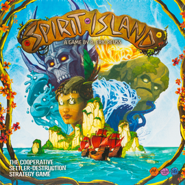 Buy Spirit Island and other co-operative board games from Out of Town Games